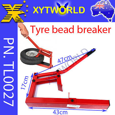 TL0027 Tyre Bead Breaker tire changing tool motor cycle bike dirt atv mx ktm bmw