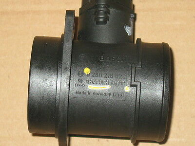 AUDI AIRFLOW AIR FLOW METER SENSOR 0 280 218 023 0280218023  06A906461C
