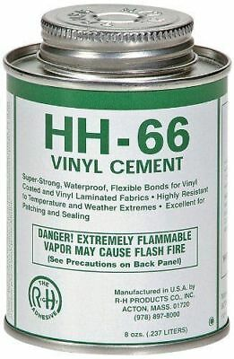 HH-66 Vinyl Cement - 8 oz. Can - Tarp Repair - Vinyl Repair