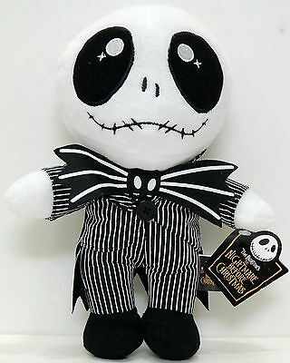 """10"""" Embroidered Disney Nightmare Before Christmas JACK Plush Toy Doll"""