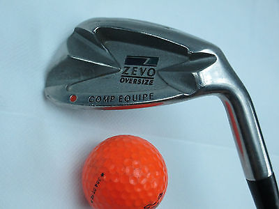 ZEVO LOB OVERSIZE. RED DOT. SINGLE IRON 9 RH. #525SI