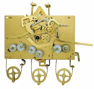 Urgos UW66044 Triple Chime Cable Grandfather Clock Movement