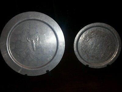 Wendell August forge alumminum plates