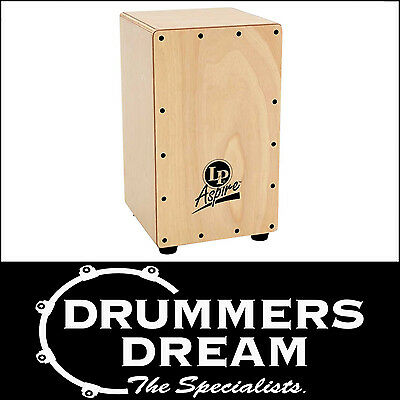 Lp Aspire Series Junior Cajon - Natural Finish - Lpa1330