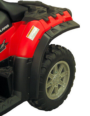 New Polaris Sportsman 1000 850 550 Touring Atv Over Fenders Flares Mud Guards