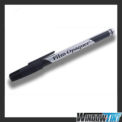 Black Out Pen Film Opaquer - Car Window Tinting Tool