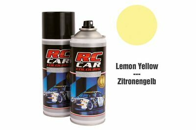 RC Car Colours - Lexan Spray Zitronengelb 150ml (6.60 Euro pro 100 ml)