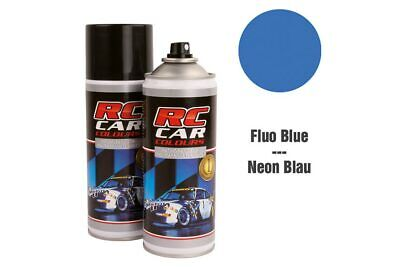 RC Car Colours - Lexan Spray Fluo Blau 150ml (6.60 Euro pro 100 ml)