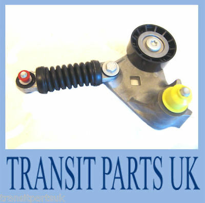 FORD TRANSIT DRIVE BELT TENSIONER 2.0 TDCI FWD + AIRCON NEW