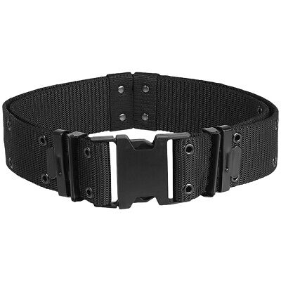 Us Army Lc-2 Pistol Belt Alice Web Webbing Combat Military Tactical Lc2 : Black