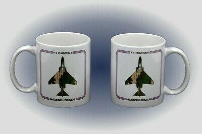 F-4 Phantom II Coffee Mug - Microwave and Dishwasher Safe