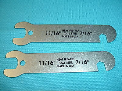 Hardened Laminate trimmer, Router wrenches, Fits Porter Cable.