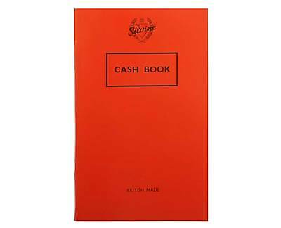 Silvine Cash Book & Memo Books CHOOSE YOUR QUANTITY 1 3 6 12 24