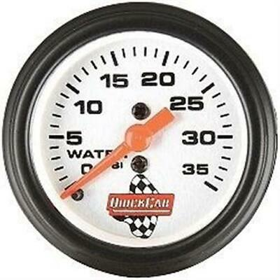 QuickCar Water Pressure Gauge Guage 0-35 PSI