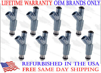 4.7L V8 Genuine BOSCH upgrade 4 Nozzle Fuel Injector Set - FLOW MATCHED