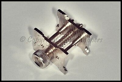 Watch Movement Holder Gents & Ladies Multi-Faced Metal 35mm Watchmakers