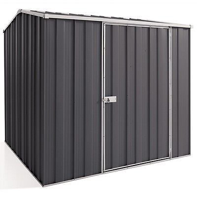 Spanbilt YardSaver G66 Sgl Door Gable Roof Garden Shed  2.1mx2.1m Colour