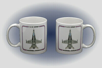 F/A-18 Hornet Coffee Mug - Microwave and Dishwasher Safe