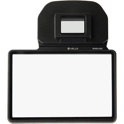 Vello Snap-On LCD Screen Protector for Canon 6D