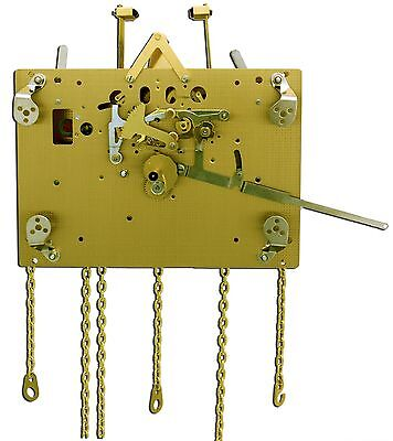 Hermle 461-053 94cm Grandfather Clock Movement