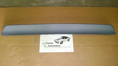 Spoiler Rear w/ mounting hardware 69 Camaro Firebird *In Stock* wing fin SS Z28