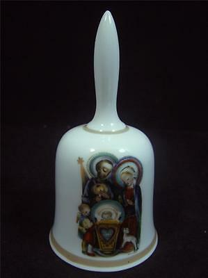 1973 Christmas Berta Hummel Bell - 2Nd In Collector's Series Ltd. Edition