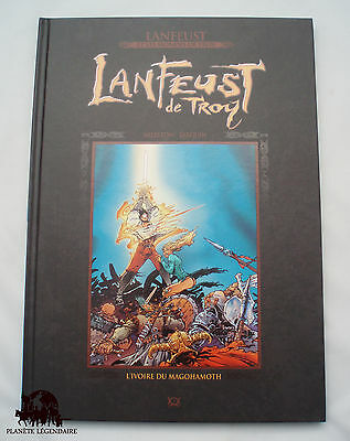 Tirage Lanfeust de Troy Tome 1 l'Ivoire du Magohamoth Edition Luxe Collector