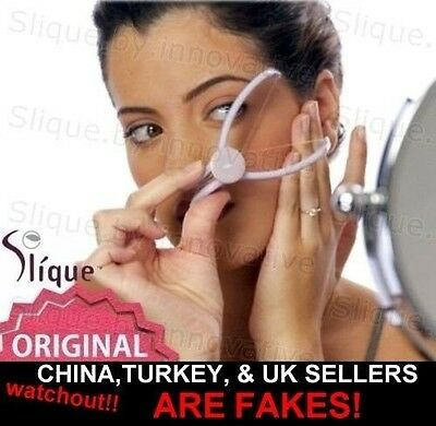 Body and Face Hair Threading Removal System Slique Original