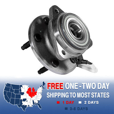 [FRONT] 1 NEW LEFT/RIGHT 4WD 4X4 W/4 WHEEL ABS FORD WHEEL HUB BEARING ASSEMBLY