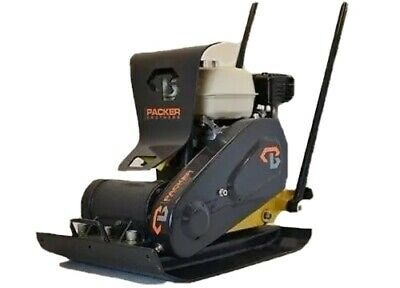 New Packer Brothers PB176 plate compactor tamper Honda GX160