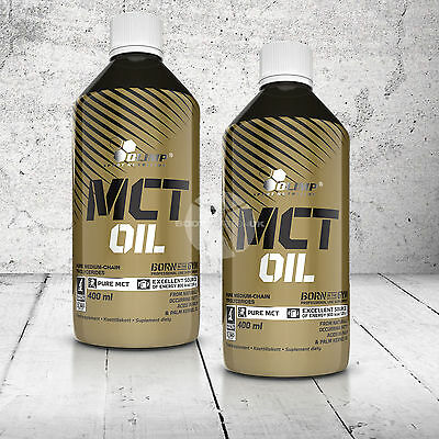 OLIMP MCT Oil Fatty Acids Diet Weight loss & Fat burner