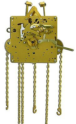 Jauch 77 Westimster Chime Clock Replacement Movement Emperor 100 100M and 101M
