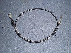 Land Rover Defender 2.5 N/a Diesel Throttle Cable Accelerator Cable - Nrc7606