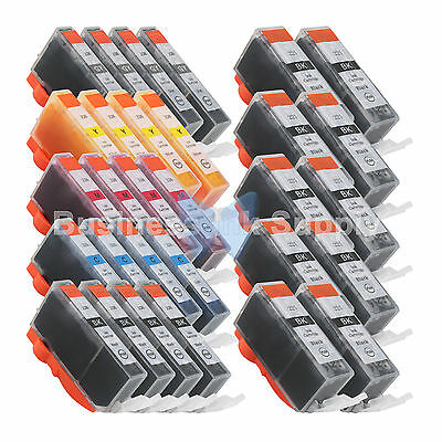30* PACK PGI-225 CLI-226 Ink for Canon Printer PIXMA iX6520 MG6120 MG8120 *10PGI