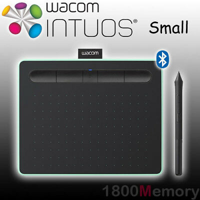 Wacom Intuos Professional Pro Pen & Touch Small Tablet PTH-451 + Wireless Kit