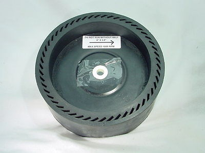 "BUTW   new 6"" x 1 1/2"" expandable rubber lapidary wood working sanding drum"
