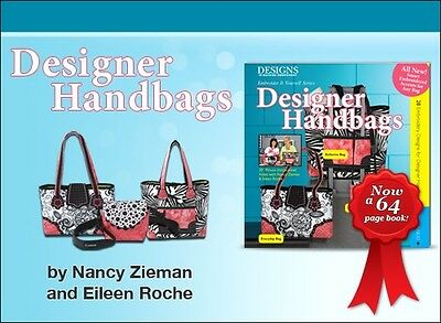 Designer Handbag Book & Cd