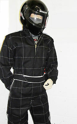 Proban Race Pit Overalls New - All Sizes - Autograss Bangers Ninja Track Day