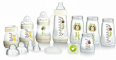 MAM Bottle Starter Set - The Bottle That Grows With Baby