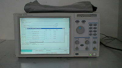 HP / Agilent 16702B Logic Analysis System / Opt. 003