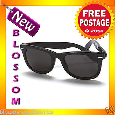 A183 Mens 50's Style Grease Blues Brothers Glasses Specs Fancy Dress Accessory