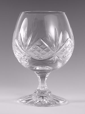 Royal DOULTON Crystal - WARWICK Cut - Brandy Glass / Glasses - 4 7/8""