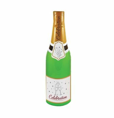 "30"" Inflatable Blow Up Celebration Champagne Bottle Hen Stag Party Decoration"