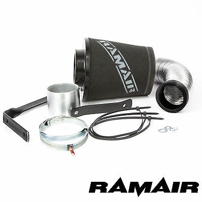 Peugeot 206 2.0 HDi Turbo RAMAIR Performance Schwamm Induktion Luftfilter Set