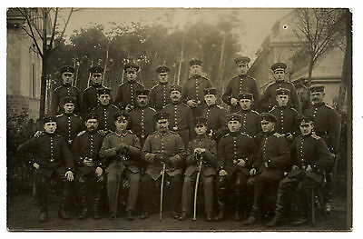 Karlsruhe.germany.german Soldiers.soldats Allemands.photo-Carte.