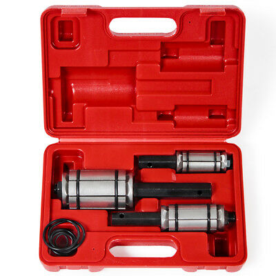 Exhaust Expander Tailpipe Pipe Vehicle Tool Kit Set Car Motorcycle