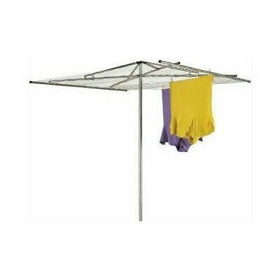 Household Essentials 3000 Outdoor 30 Line Alum. Clothes Dryer 210' Drying Space