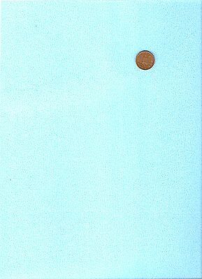 Ice Blue Self Adhesive Carpet for the Dolls House