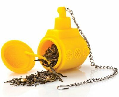 Yellow Submarine Tea Infuser / Strainer Tea Sub Loose Leaf Tea Gadget Gift