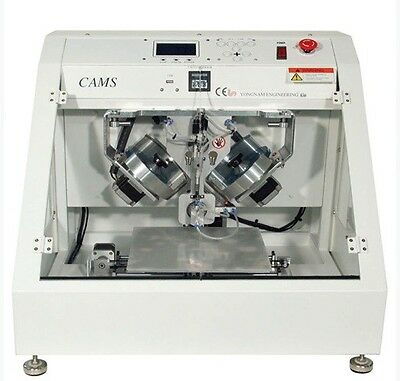 CAMS 1V-2P Automatic Rhinestone Setting Machine-Commercial Rhinestone Production